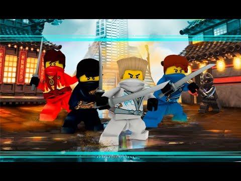 LEGO: Ninjago REBOOTED игра на Андроид и IOS
