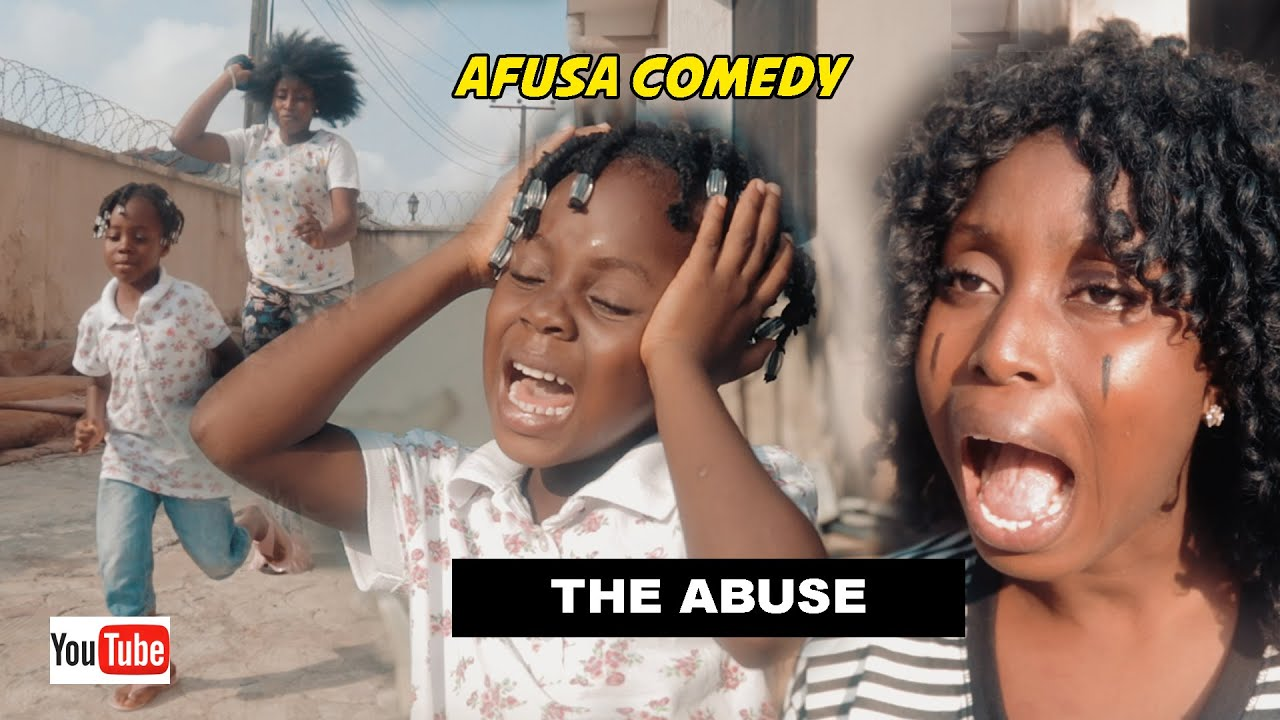 Download AFUSA COMEDY - THE ABUSE