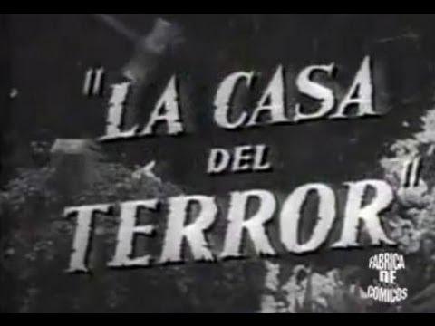 PELICULA - LA CASA DEL TERROR (1959) - (completa)