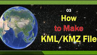 how to create KML /KMZ file from Excel Data (Northing , Easting) Coordinates