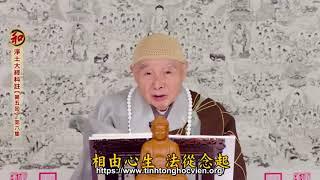 Tập 006 Tịnh Độ Đại Kinh Khoa Chú 2018 – HT Tịnh Không giảng