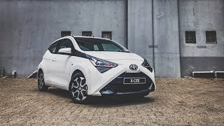 2018 Toyota Aygo X-Cite review