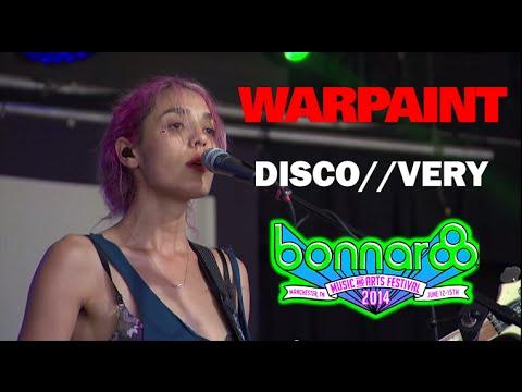 Warpaint - 'Disco//Very' (Live 2014)