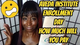VLog - Aveda Institute - Enrollment Day - Get Your Wallet Ready