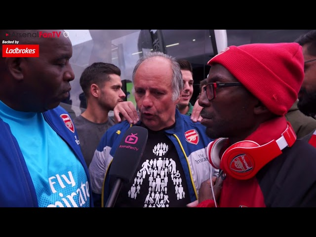 Stoke City 1-0 Arsenal | It's Time To Buy Some F*ckin Players!!!! (Ty & Claude)
