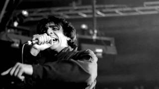 Jaz Coleman introducing Killing Joke members in Prague (2010)