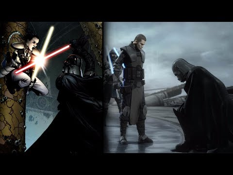 All Jedi that Defeated Darth Vader Legends