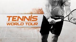 Tennis World Tour (Switch)