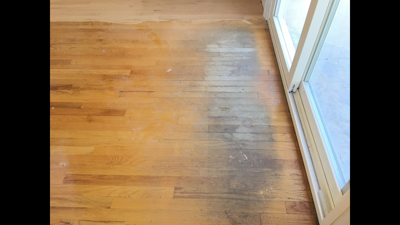 mr hardwood htm dark stains coating re after floor from sandless stairs removing floors pet before on wood