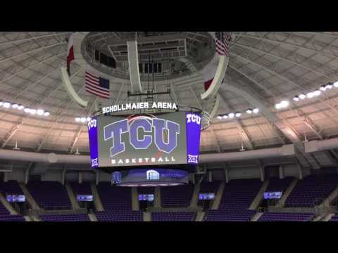 TCU Ed & Rae Schollmaier Arena
