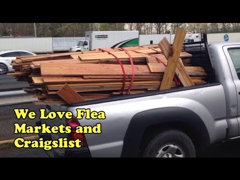 Scavenger Life Episode 306: We Love Flea Markets and Craigslist