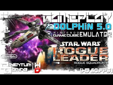 Star Wars Rogue Squadron II: Rogue Leader - Dolphin Emulator