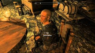 TESV: Skyrim - Restoring the Thieve's Guild to its former glory
