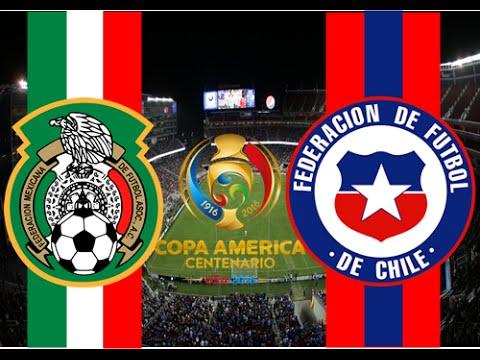 México X Chile Copa América Centenário 2016 Quartas De Final Fifa 15