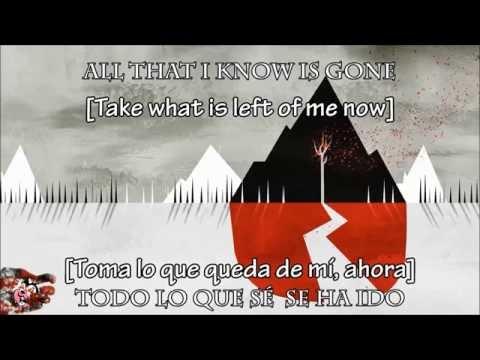 Don't Fall Asleep at the Helm -Sws (Sub español/Inglés) Sleeping With Sirens