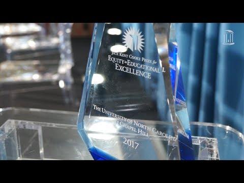 UNC-Chapel Hill Wins $1 Million Cooke Prize
