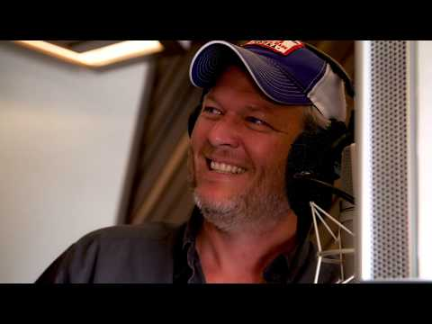 Ken Andrews - Go BTS of Hell Right with Blake Shelton and Trace Adkins
