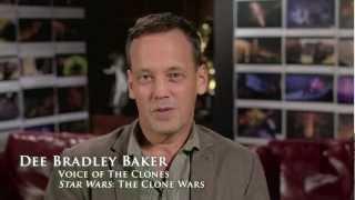 Dee Bradley Baker Talks Star Wars Celebration