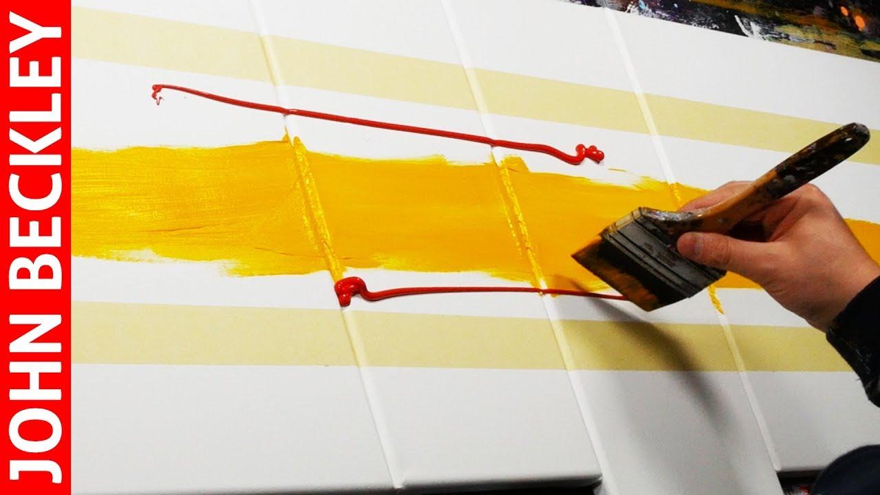 Abstract Art Waze