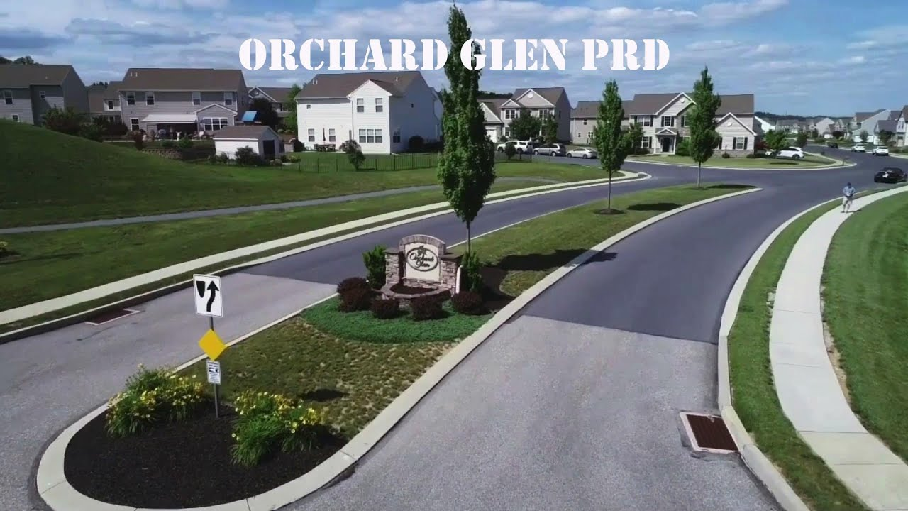 Orchard Glen another RJF&A Mixed Use Community