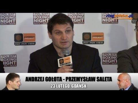 Gołota - Saleta. Śniadanie z Gołotą - część oficjalna from YouTube · Duration:  3 minutes 24 seconds