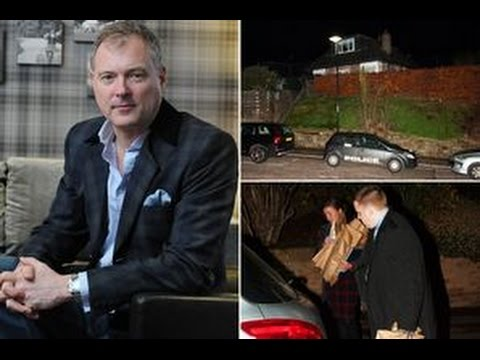 John Leslie questioned by police over sex attack claim following awards ceremony
