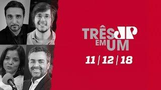 3 em 1 - 11/12/18 - Polícia Federal cumpre mandado de busca e apreensão em imóveis de Aécio Neves