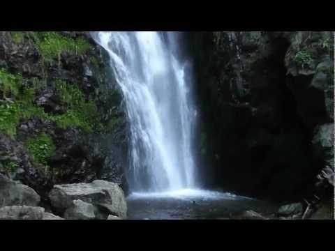 Der Todtnauer Wasserfall im Schwarzwald