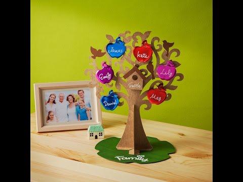 Canvas Project Family Tree Youtube