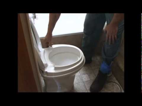 11 How To Use A Rv Toilet Youtube
