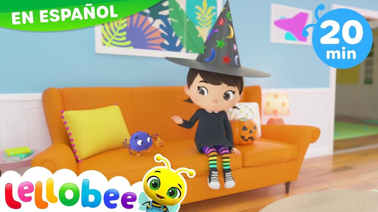 ¡Sí, sí! Truco o trato en Halloween - Little Baby Bum en Español   Canciones Infantiles