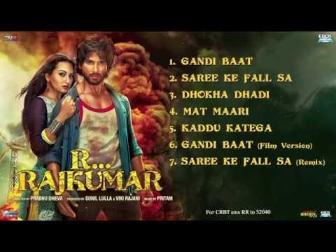 R...Rajkumar - (Full Songs) | Sonakshi Sinha | Shahid Kapoor