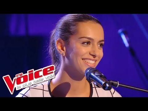 Christine & The Queens – Paradis Perdus | Derya Yildirim | The Voice France 2016 | Blind Audition