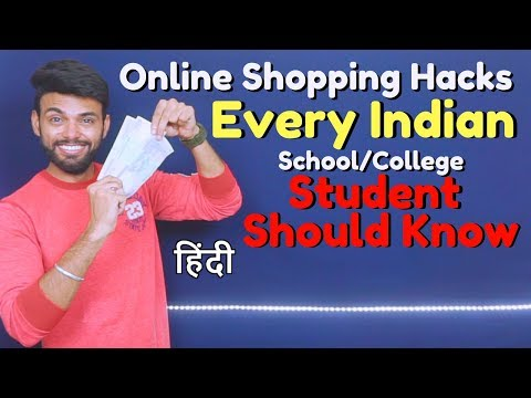 4 Crazy Online Shopping Hacks Used by Me | School/College Student |