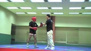 香港武術聯會 - 武術賢聚會 - 黃錦銘截拳道