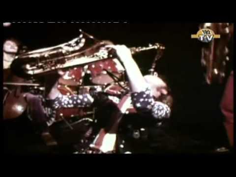 Wizzard - Ball Park Incident - Rare Original Promo Video 1972