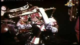 Wizzard - Ball Park Incident - Rare Original Promo Video 1972