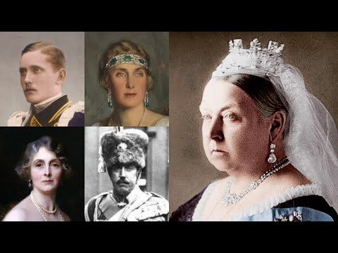 Queen Victoria's Grandchildren - Part 3 Of 3