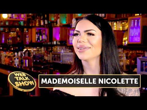nicolette vlogt früher