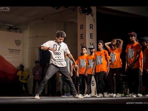 Winning performance by JOHN DANIEL at NIT-CALICUT | RAGAM 2016 | BLITZKRIEG |