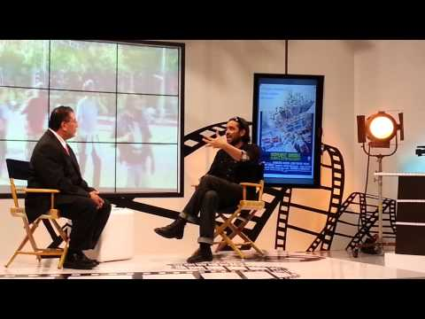 Fragmento de la entrevista con Carlos Bolado en Cinexplorando