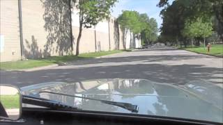1959 Austin-Healey 100-6 Drive By and Test Drive