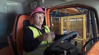 Jak przewozi się szkło? | Polscy truckersi | Discovery Channel