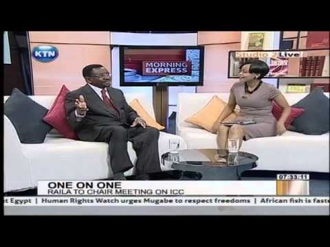 Morning Express Interview : One on one with James Orengo