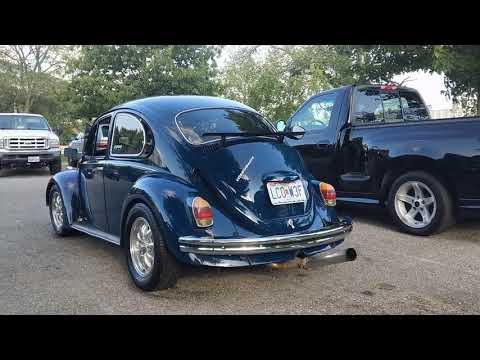 No Reserve: Modified 1969 Volkswagen Beetle