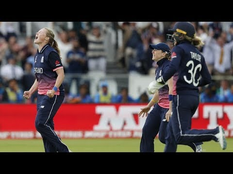 WWC 17: England defeat India to clinch Women's World Cup title for 4th time