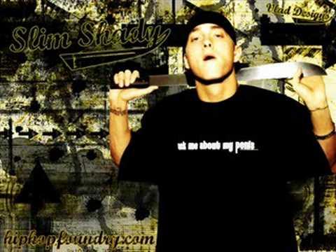 Eminem disses icp