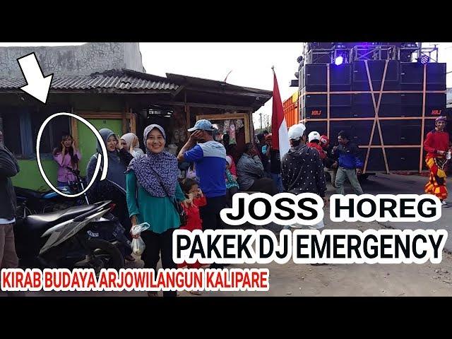 HRJ    DJ EMERGENCY JOSS HOREG