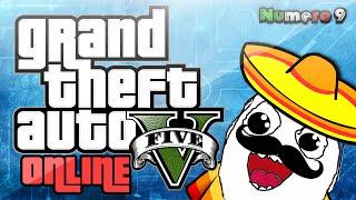 """A Mexican Plays GTA 5 #9! - """"I"""