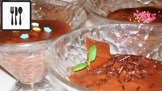 Шоколадный Пудинг/Мусс за 2 минуты! Простой рецепт десерта к Праздничному столу! Supangle tarifi